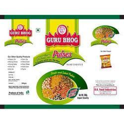 Guru Bhog Pulses Packaging Pouch