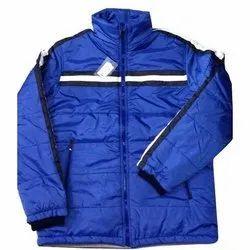 Full Sleeve Casual Wear Mens Full Sleeves Winter Jacket, Size: Medium