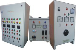 AC and DC Drive Automation Panel