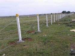 Chain Link Fencing In Surat चेन लिंक फेंसिंग सूरत