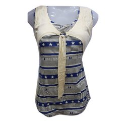 Party Sleeveless Girls Top