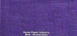 Purple Color Chatai Paper