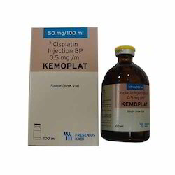 Kemoplat Injection 50mg
