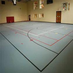 Epoxy Sports Flooring