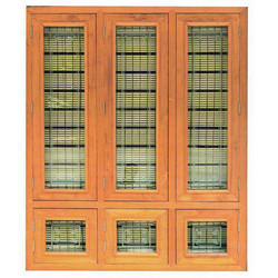 Wooden window frame designs in kerala for Window glass design in kerala