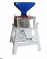 Stainless Steel Ujjwal Industrial Flour Mill, Power Rating: 11-15 HP