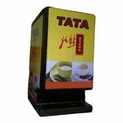 Tata Coffee and Tea Vending Machine