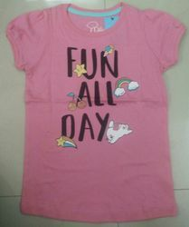Short Sleeve Girl's and Boy's T-Shirts
