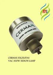 VAC 300W  Cermax Excelitas Xenon Lamp