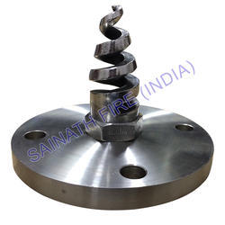 Flange Type Spiral Nozzle