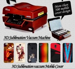 1440 Color Coated Mobile Cover Printing Machine, 380 V, Capacity: 80 - 150 Piece Per Hour