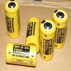 BR 2/3A Panasonic Lithium Battery