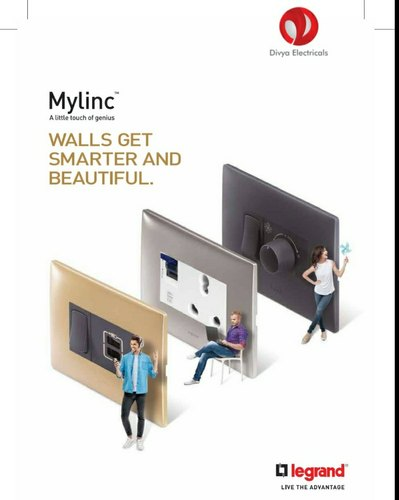 Legrand Mylinc One Way Switches