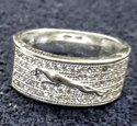 Gents Silver Ring