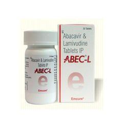 Abacivir and Lamivudine Tablets