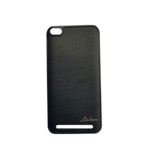 Plain Black Mobile Cover