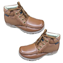 Leather Mens Casual Boot Shoes, Size: 6-14