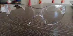 Transparent Karam Safety Goggles Es001, Size: Universal