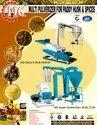 Rice Husk Pulverizer & Spices