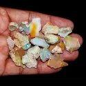 10 Carat Natural Ethiopian Opal Raw Crystals Stone