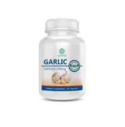 Gasrlic Capsules, 500mg