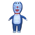 Doraemon Inflatable Walking Cartoon Character