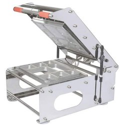 Manual Meal Tray Sealing Machine