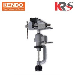 Universal Table Vice with Drill Clamp