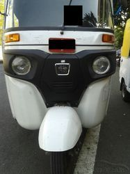 Bajaj Three Wheeler Rear Bumpers