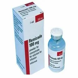 Remicade 100 Mg Injection