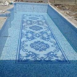 Carpet Design Pool Mosaics