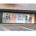 Rectangular Mall Branding Banner