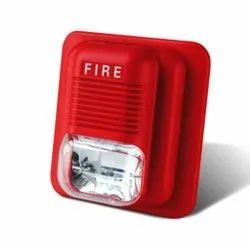 Mild Steel MS 190 Fire Alarm Hooter, for Offices
