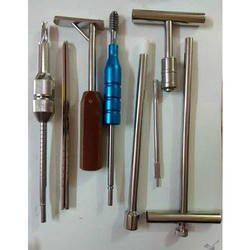 Steel DHS Instrument Set