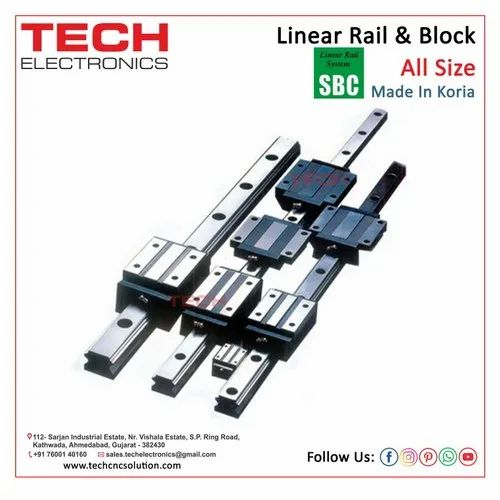 SBC 25MM Rail