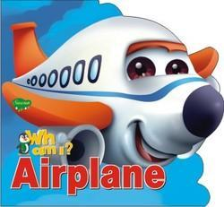 Who Am I Airplane Book