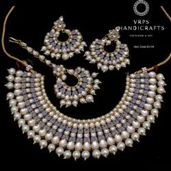 Necklace Indian Jewellery Sets