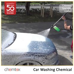 Car Washing Chemical