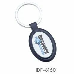Discovery Metal Key Chain