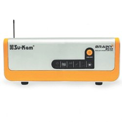 Sukam Brainy Eco 1600 Va Solar Inverter With Pwm Charger