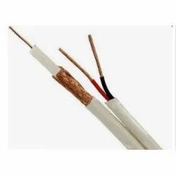 RG6 Double Core PVC Cable