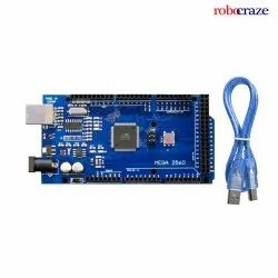Arduino Mega 2560 with USB Cable -  Robocraze
