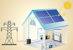 Home Solar Energy Storage System