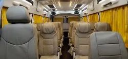 26seater luxury traveller, Music System
