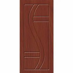 7 Feet Wood Wooden Membrane Door