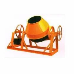 Stationary Cement Concrete Mixer