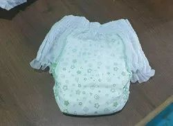 loose 6 Hours Small Pants Types Baby Diapers, Age Group: 3-12 Months, Packaging Size: Box