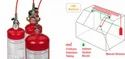 Rotarex Firedetec Peso Polymer Tube Fire Detection And Suppression Systems