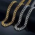 92.5 Casual Wear Men Heavy Silver Chain