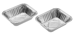 Paramount 150 Ml Disposable Aluminium Foil  Food Container